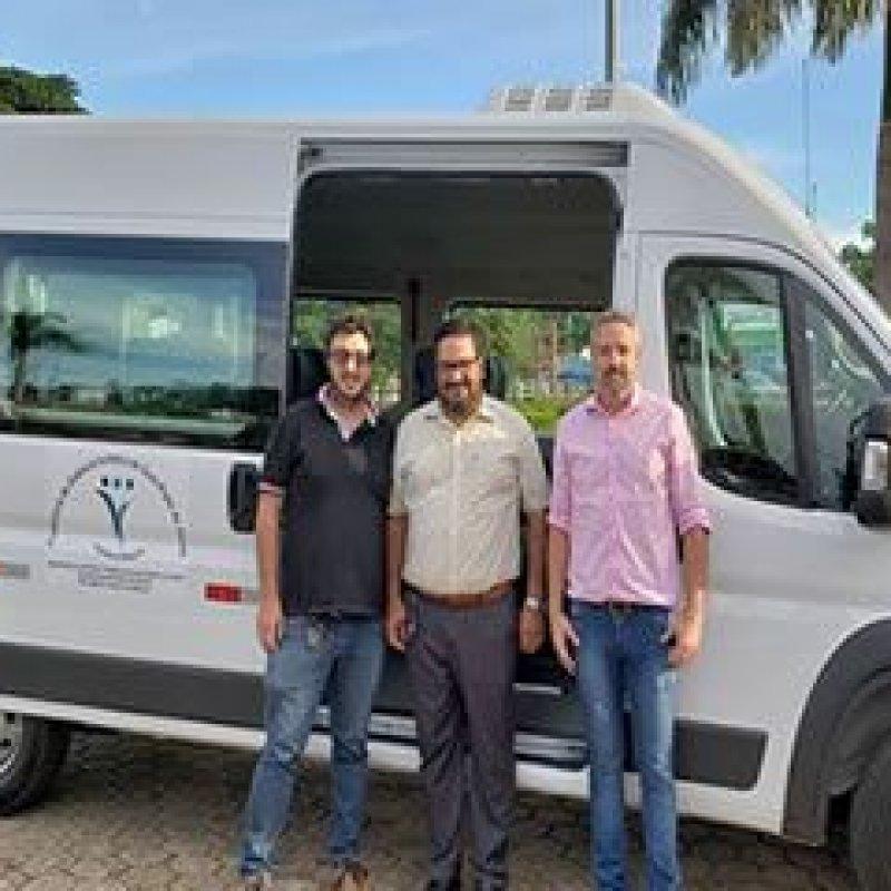 TFD de Ouro Preto do Oeste ganha reforço para o transporte de pacientes
