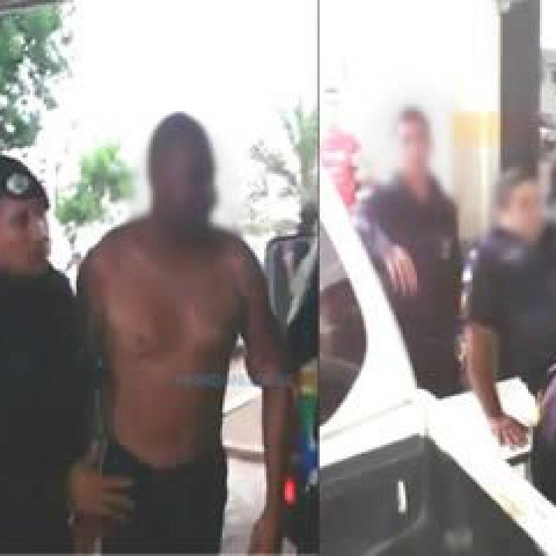 Porto Velho: sargento atira em policiais, acerta um e acaba atingido; Vídeo