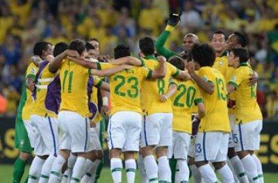 Brasil busca superar problemas em jogo com a Alemanha