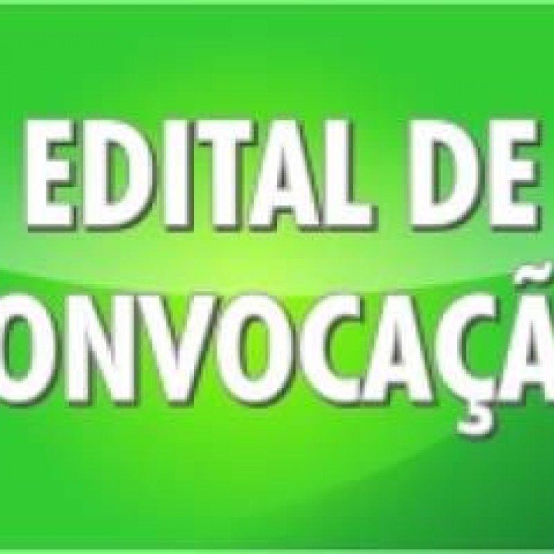 Edital de convocação de Assembleia Geral Ordinária da ASDEFOPO