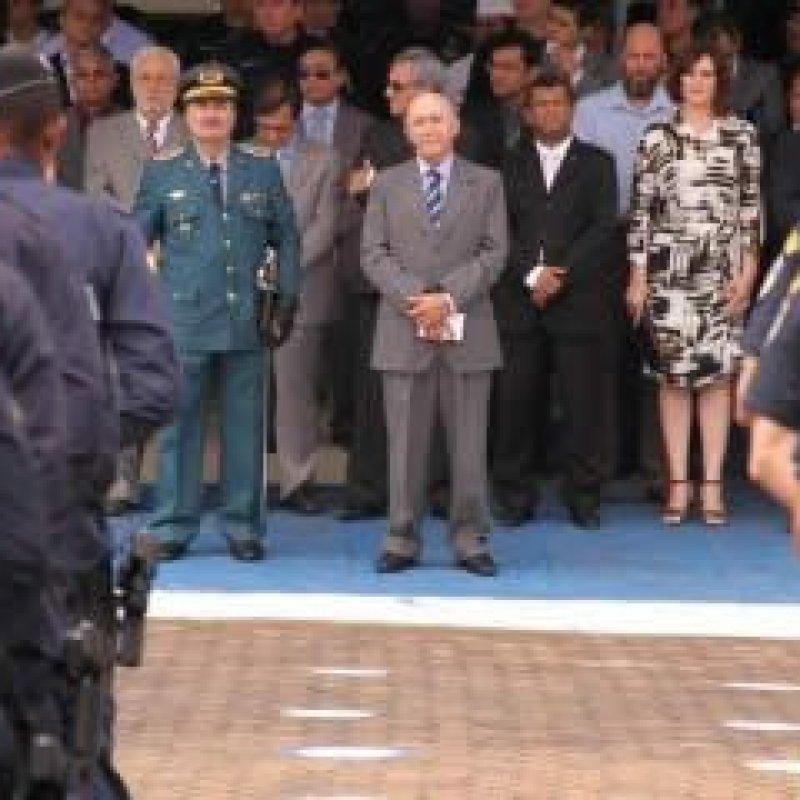 PM de RO troca comando geral. coronel PM Prettz é o novo comandan