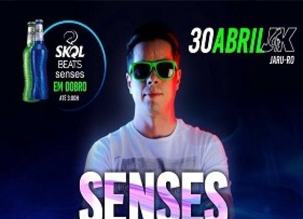 Senses Eletronic Party