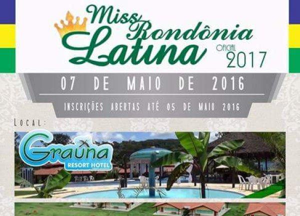 Miss Rondônia Latina