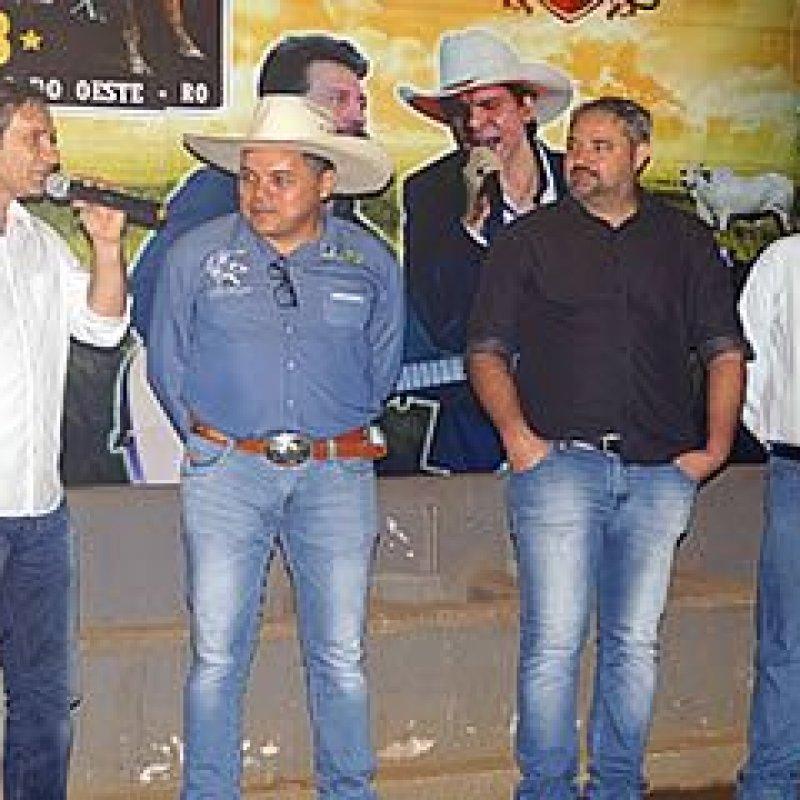 Evento marca lançamento oficial da 14ª Expo Show Norte em Ouro Preto do Oeste