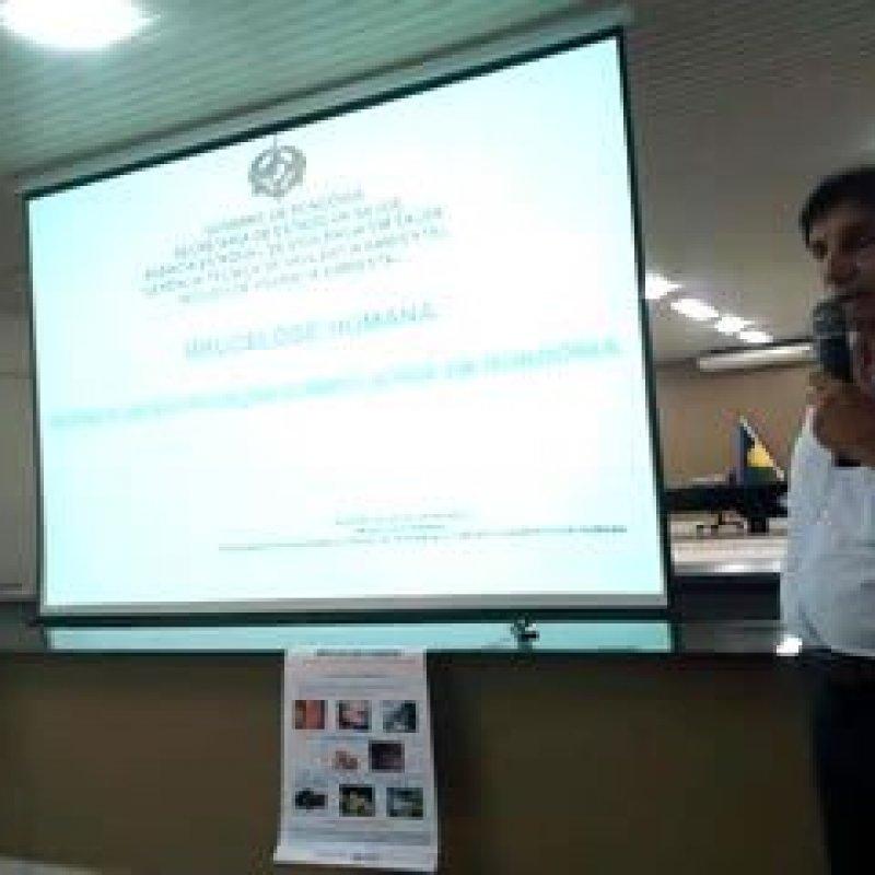 Ouro Preto: Secretaria Municipal de Saúde realiza palestra sobre Brucelose humana