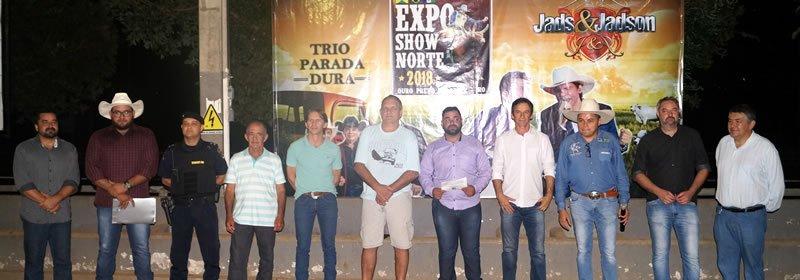 Lançamento da 14ª Expo Show Norte