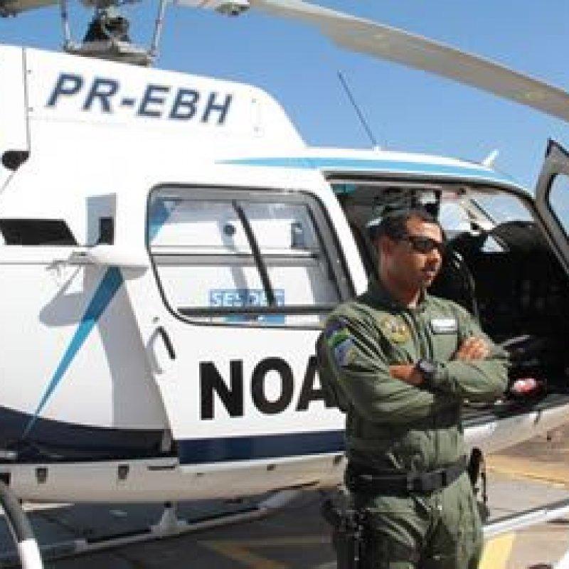Abertas inscrições para o 1º Curso de Operações Aéreas de Rondônia
