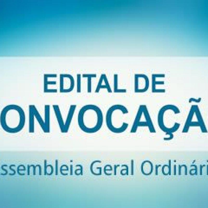 Casa de Acolhimento do Idoso publica edital de convocação para Assembleia Geral