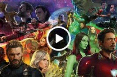 Trailer - Vingadores: Guerra Infinita, 26 de abril de 2018 nos cinemas
