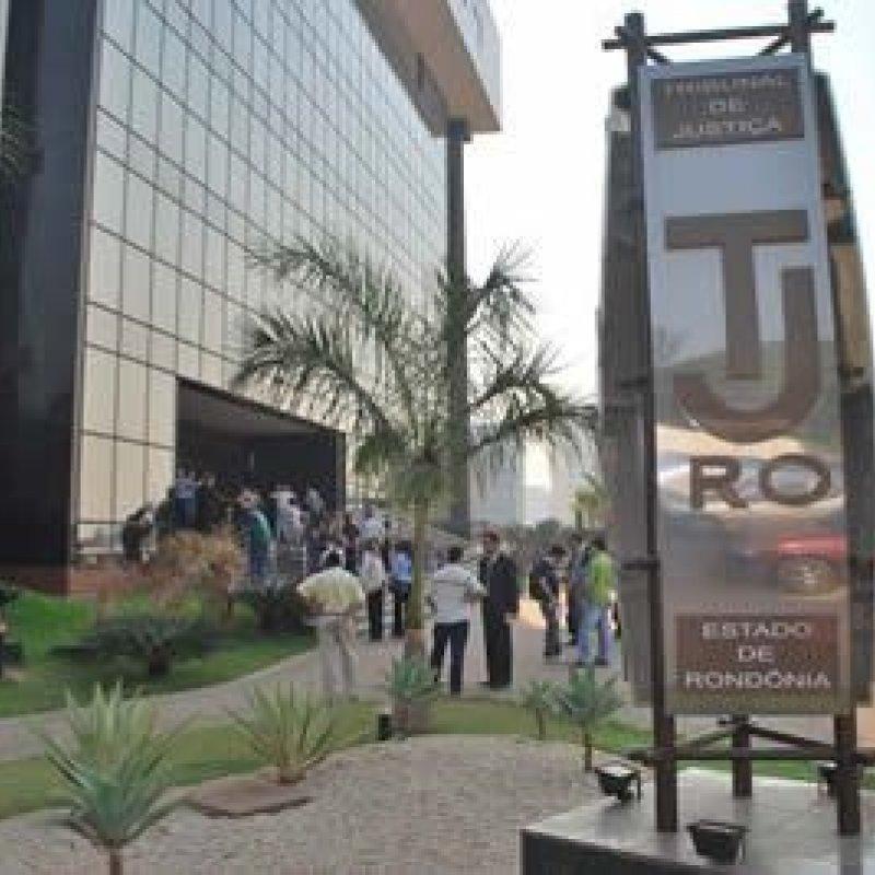 TJRO prevê abertura de concurso público para a magistratura