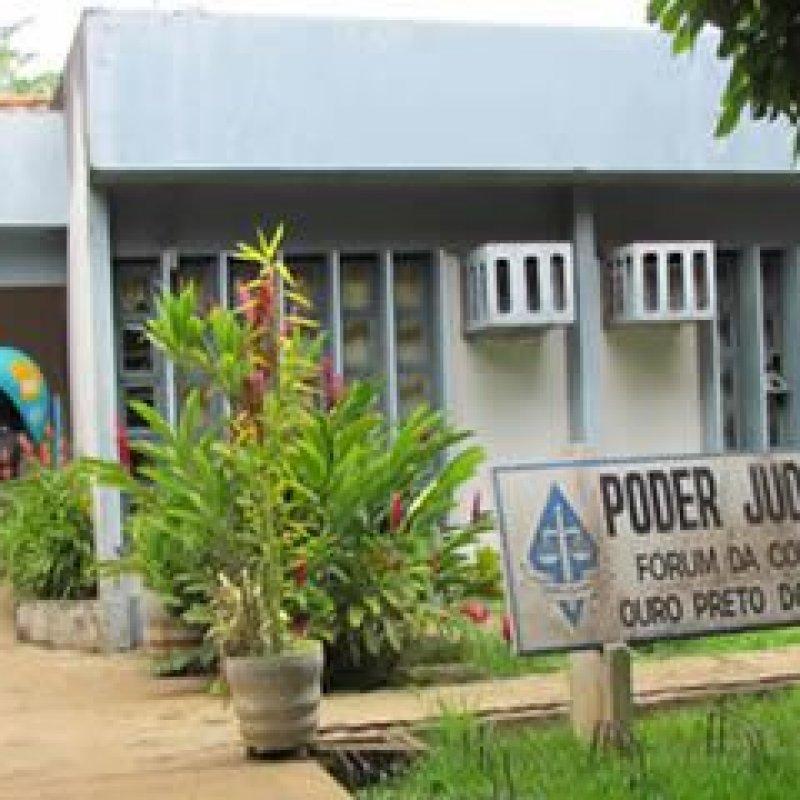 Cinco réus foram julgados pelo Júri na comarca de Ouro Preto do Oeste