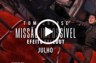 Assista ao trailer do filme Missão Impossível - Efeito Fallout
