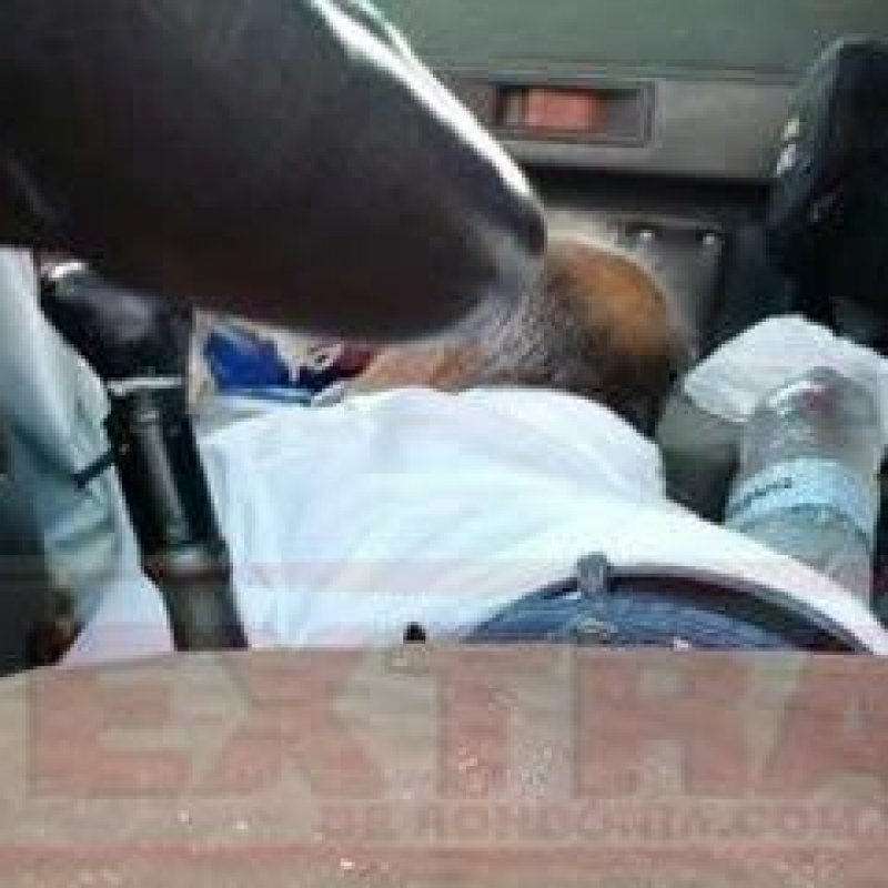 Caminhoneiro morre após ser atingido por pedra lançada por manifestante em Vilhena