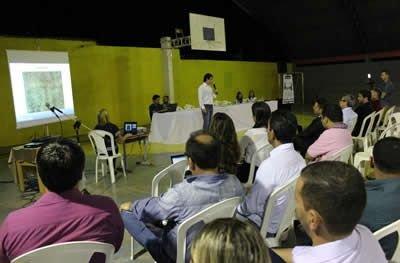 Audiência pública esclarece dúvidas da população sobre Projeto de Mineração em Nova Brasilândia