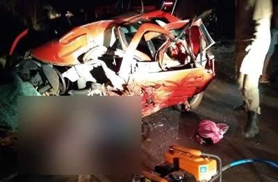 Grave acidente envolvendo três veículos deixa três mortos e dois feridos