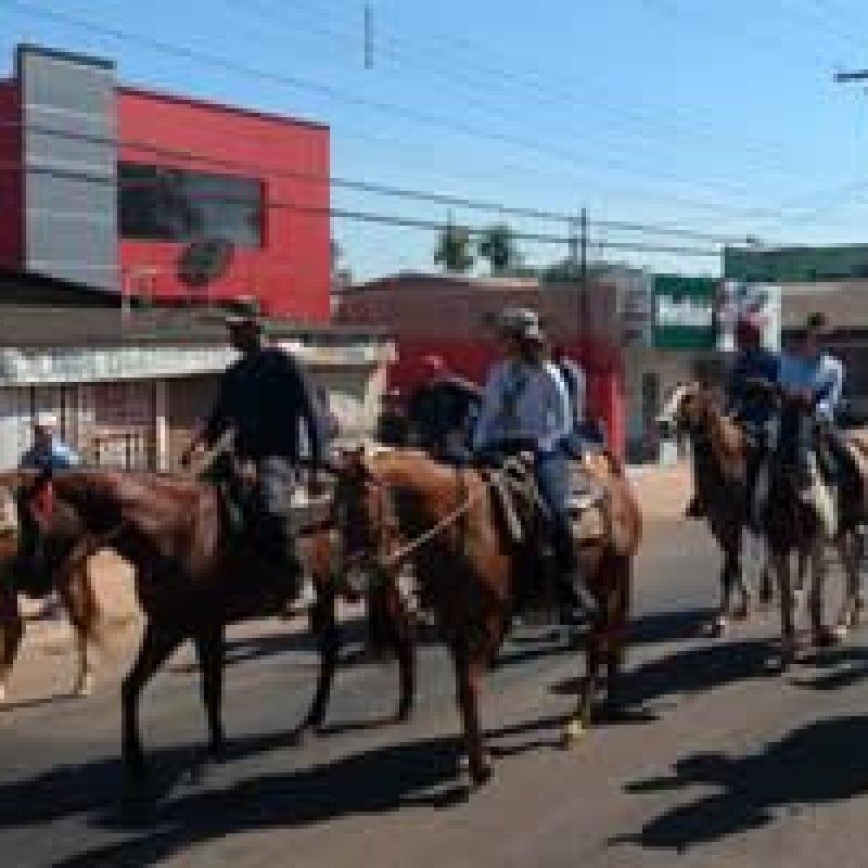 Cavalgada em Rio Branco sofre boicote em protesto a restrições impostas pelo MP