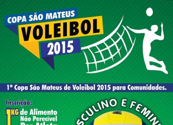 1ª Copa São Mateus de Voleibol