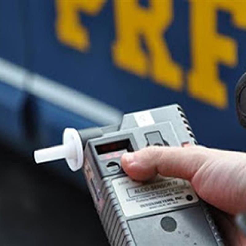 PRF detém motorista por embriaguez ao volante em Ouro Preto do Oeste