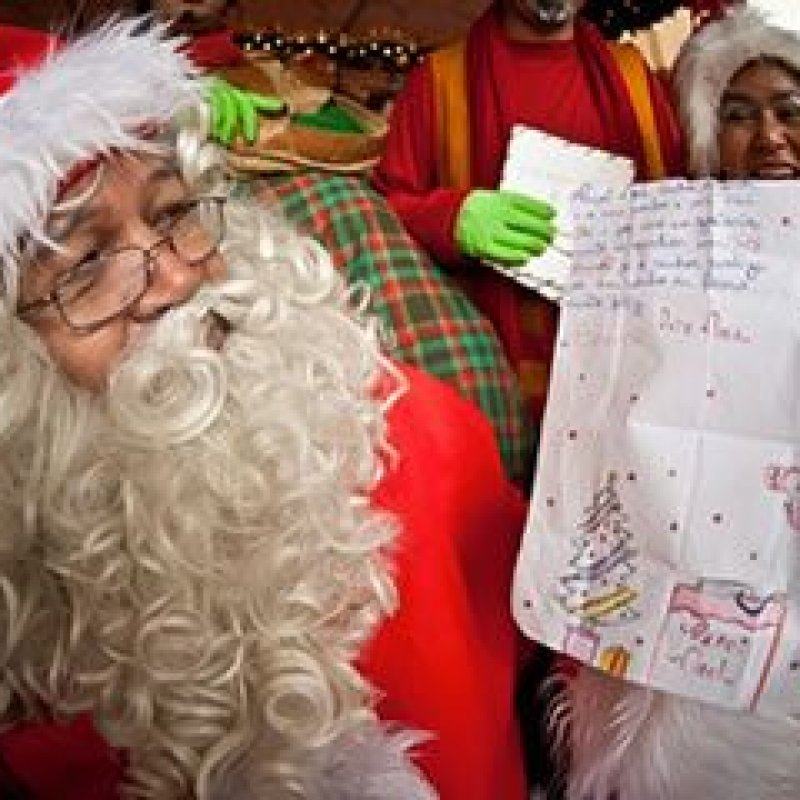 """Cartinhas do """"Papai Noel dos Correios"""" podem ser adotadas somente até segunda (10)"""