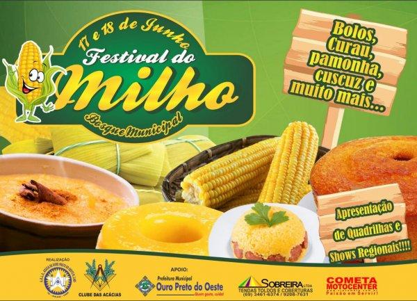 Festival do milho