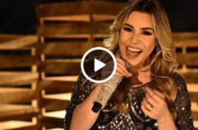 Naiara Azevedo emplaca a música mais tocada do Brasil
