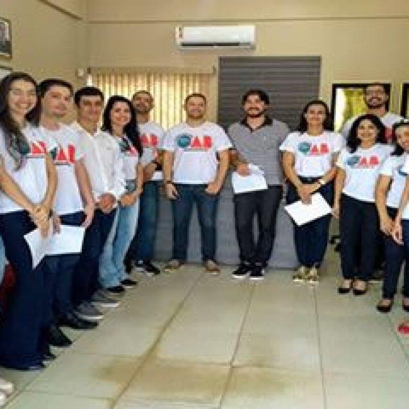 Comissão Eleitoral da Subseção da OAB Ouro Preto presente nas Eleições 2018