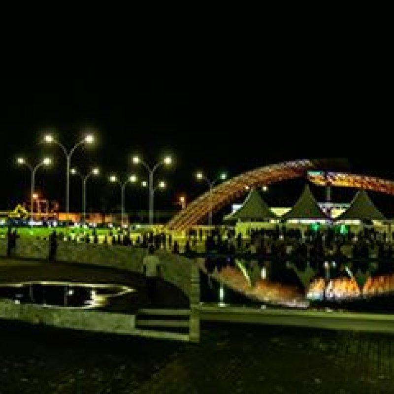 Complexo Beira Rio passa a ser um dos principais cartões postais de Cacoal