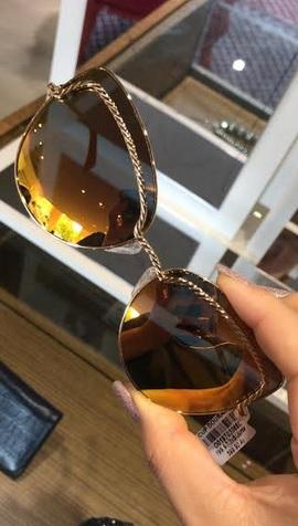 2be8dc6aa04f2 Óculos que foi furtado na loja da Carmen Steffens em Ouro Preto do Oeste.